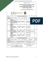 Agenda - Politicas Publicas y Desarrollo Humano - 2016 i Periodo 16-01 (Peraca 288)