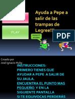 Ayuda a Pepe a salir de las trampas de Legree.pptx