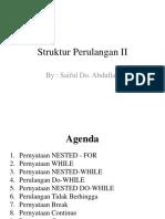 10. Struktur Perulangan II.pptx