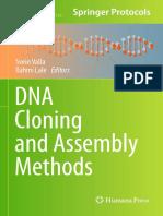 DNA Cloning and Assembly Methods Gunvor Røkke, Eirin Korvald, Jarle Pahr, Ove Øyås (auth.), Svein Valla, Rahmi Lale (eds.).pdf