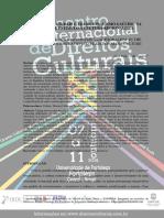 Direitos Culturais e Tradicionalismo Gaúcho Na Busca de Estímulo à Cultura Regionalista