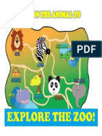 web launchpad - explore the zoo