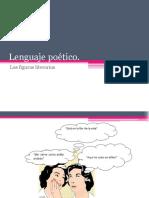 Lenguaje poético
