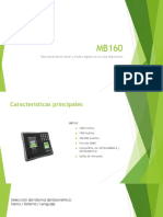 706-Mb160- Funciones Principales de Los Equipos de Zkteco