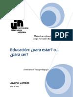 Conexión y aprendizaje