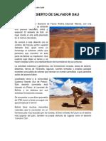 El Desierto de Salvador Dali