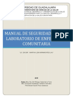 UG-Manual de Seguridad Para El Laboratorio de Enfermería Comunitaria