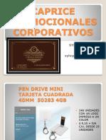 Catalogo Usb de 4 y 8 Gb 07.08.18 Sylvana Garcia