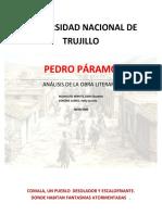 36868472 Analisis de La Obra Literaria Pedro Paramo