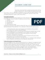 classroom management philosophy final