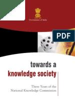 Towards Knowledge Society