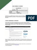 Como Agendar o Exame ITIL Foundation