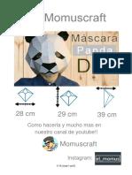 Mascara de panda.pdf
