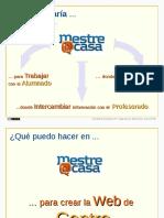 Web de Centro v2