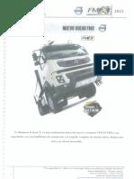 Manual Operación y Mantenimiento FM - VOLVO