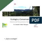 Ecología y Conservación