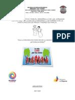 Proyecto j. Deportivas