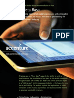 Accenture iPad Point of View
