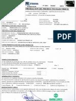 Certificado de Aprobacion Hagroy
