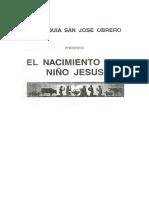 Pastorela - Nacimiento de Cristo