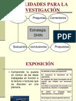 ESTRATEGIA exposicion  DHIN.ppt