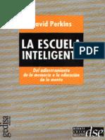 David Perkins - La escuela inteligente.pdf