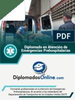 Brochure Atencion Prehospitalaria