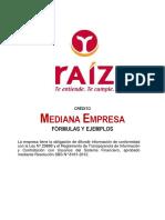 Crédito Mediana Empresa