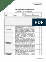 1er. Consolidado - Ficha Evaluación - Proyecto Vida