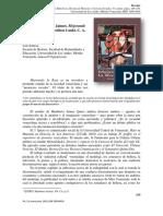RESEÑA de Mejorando la Raza, de Humberto Jaimes Quero