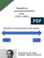 república Conservadora .pptx