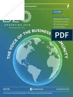 The Official B20 Summit 2018 Argentina Summit