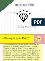 Factores Del EXITO