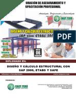 Brochure Diplomado Diseño Estructural