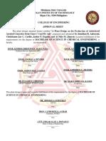 Approval Sheet 2 2