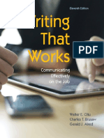 Writing That Works Communicating Effectively on the Job 11e (Retail PDF) [Itzy].pdf