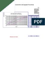 Programa Granulometria - Arena - Piedra