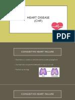 Heart Disease Speech