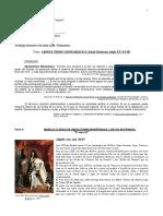 TP Sobre Absolutismo Monarquico.