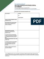 Form Survey Hasil Intervensi Semester Lalu