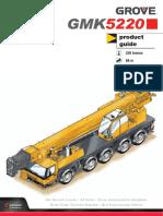 5220 Carrier Pressure Adjustement