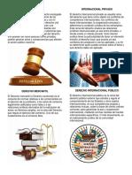 Tipos de Derecho