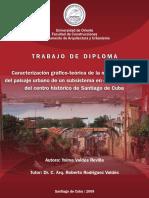 Análisis Paisaje Urbano El Tivolí