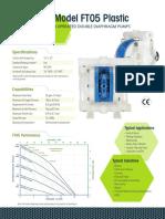 FT05 Plastic Technical Flyer