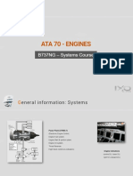 Boeing 737 Ata 70 Engines for b737 Pilot Training Self Study CBT Distance Learning