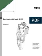 VR3250. Manual de Servicio Retarder