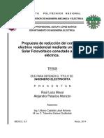 Automatizacion Sistema Fotovoltaico Conectado Ala Red Electrica