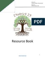 district resource book
