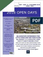 Wagga Aero Club Open Days
