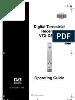 Sony Vtx d800u